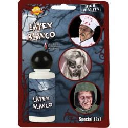 Látex 30 ml. Blanco