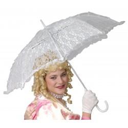 Sombrilla Blanca 70 cm.