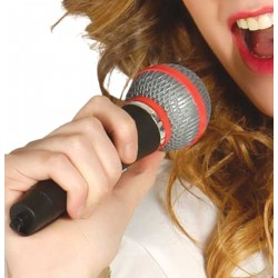 Micrófono 26 cm.