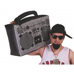 Radio Hinchable 40x60 cm.