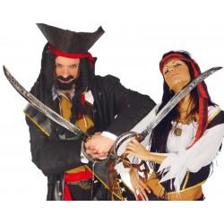 Espada Pirata 70 cm.