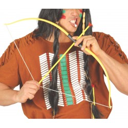 Arco Indio con Flechas 75 cm.