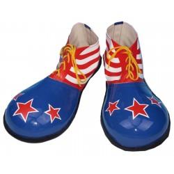 Zapatos Hombre Estrellas Rojas