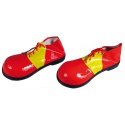 Zapatos Mujer Rojo/Amarillo