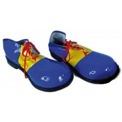 Zapatos Mujer Azul/Amarillo