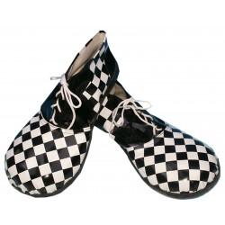 Zapatos Mujer Blanco/Negro