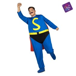 Disfraz de Super Lopez Gordo