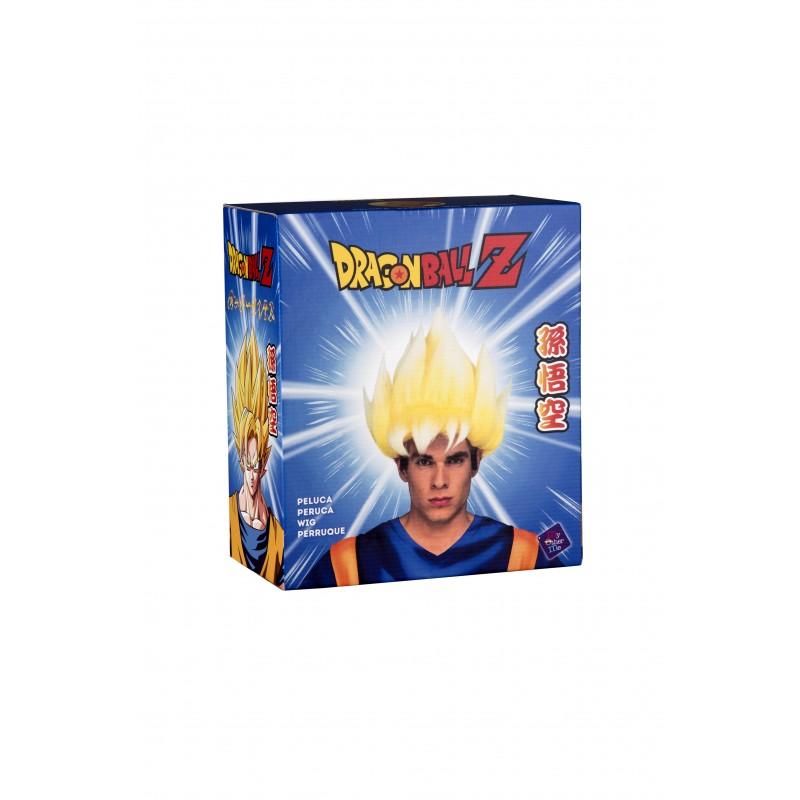 Peluca Sayan Goku Adulto
