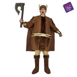 Disfraz de Vikingo Gordo