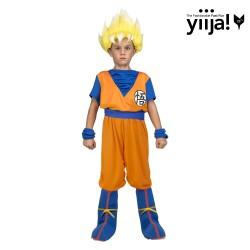 Yo Quiero Ser Saiyan Goku