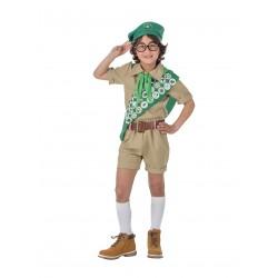 Disfraz Boy Scout Niño
