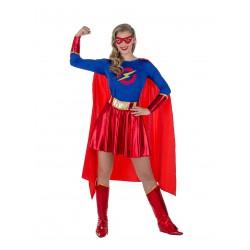 Disfraz Super Heroina
