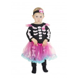 Disfraz Esqueleto Tutu