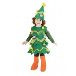 Disfraz Pino De Navidad