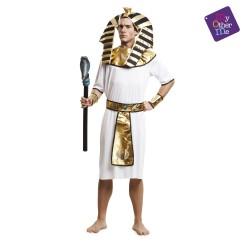 Disfraz de Egipcio Oro T-M/L
