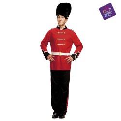 Disfraz de Guardia Ingles Hombre T-M/L