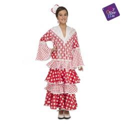 Disfraz de Flamenca Rocio Infantil