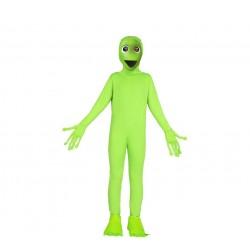 Disfraz de Green Alien