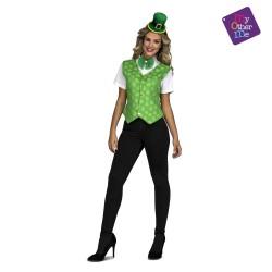 Disfraz de Irish Woman M/L