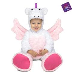 Disfraz de Unicornio Peluche 3-4 años