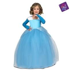 Disfraz de Princesa Tutú Azul