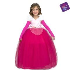 Disfraz de Princesa Tutú Amarillo