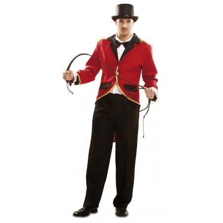 Disfraz de Presentador de Circo Oro T-M/L