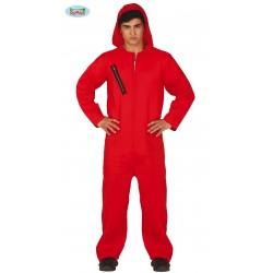 Disfraz de Convicto Rojo...