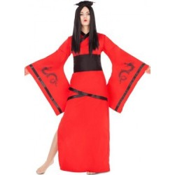 Disfraz de China Dragón