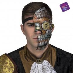 1/2 Mascara Steampunk