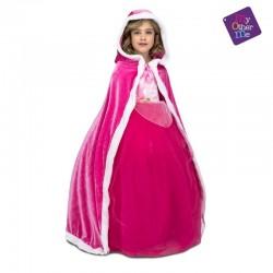 Capa Rosa Princesa
