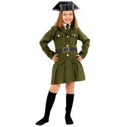 Guardia Civil niña