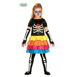 DISFRAZ DE GIRL SKELETON...