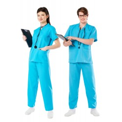 DISFRAZ DE DOCTOR - DOCTORA...