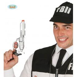 PISTOLA  POLICIA  F.B.I. 28...