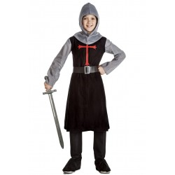Caballero Medieval Negro