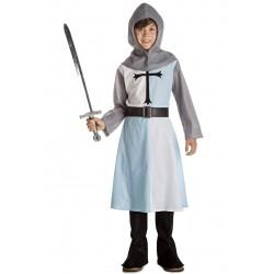 Caballero Medieval Azul