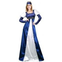 Princesa Azul y Blanco