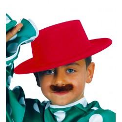 Sombrero Cordobés Infantil Fieltro Negro