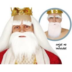 Barba Blanca Pequeña