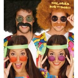 Gafas Hippie Colores Gr.