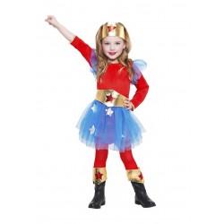 Superheroina niña