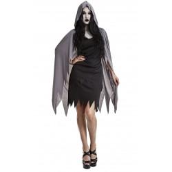 Disfraz de Espectro Guadaña Mujer