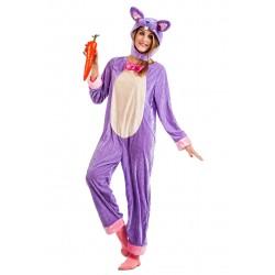 Disfraz de Conejo Lila