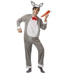 Disfraz de Conejo Gris