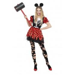 Disfraz de Ratoncita Zombie