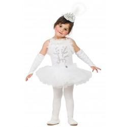 Disfraz de Bailarina Niña
