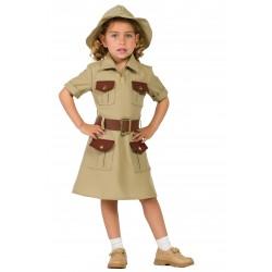 Disfraz de Exploradora Niña
