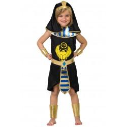 Disfraz de Egipcio Negro Niño