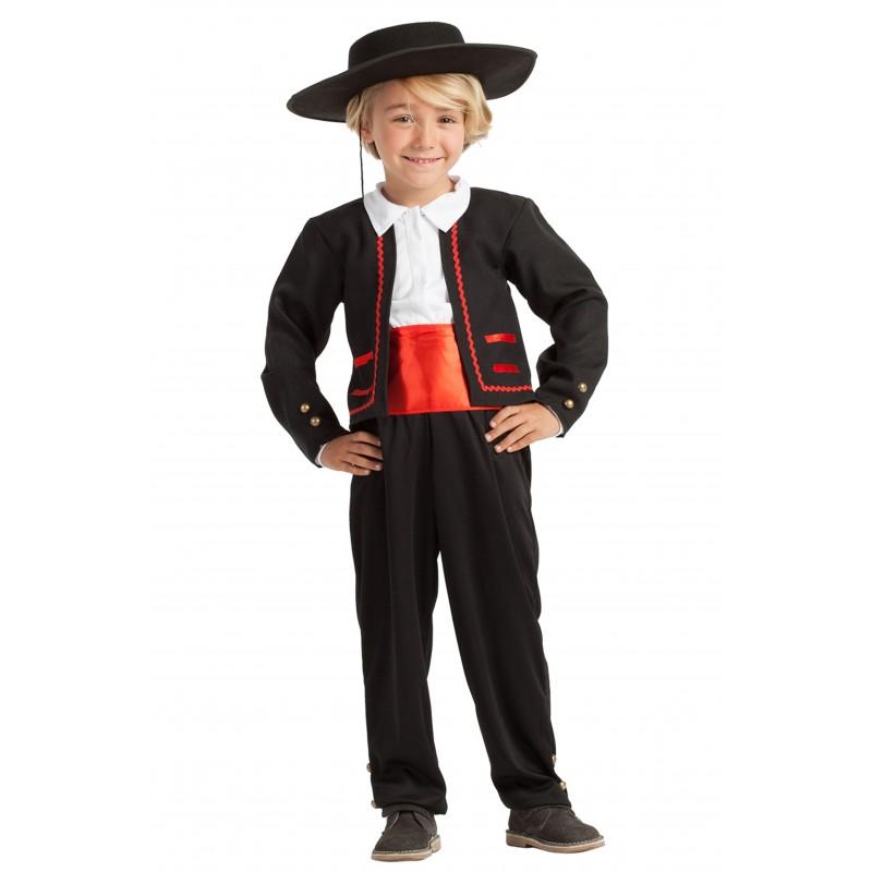 Disfraz de Cordobés Niño